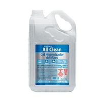 All Clean Álcool Gel 70º 5l
